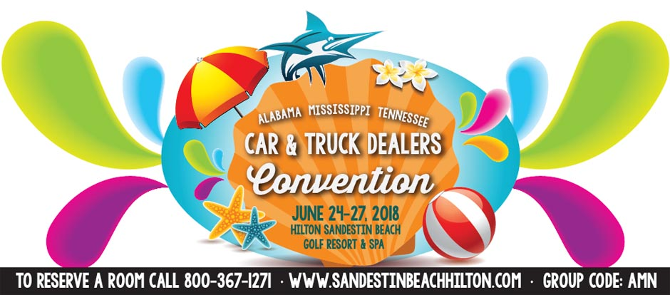 Car & Truck Dealers Convention 2018, June 24th - 27th, 2018