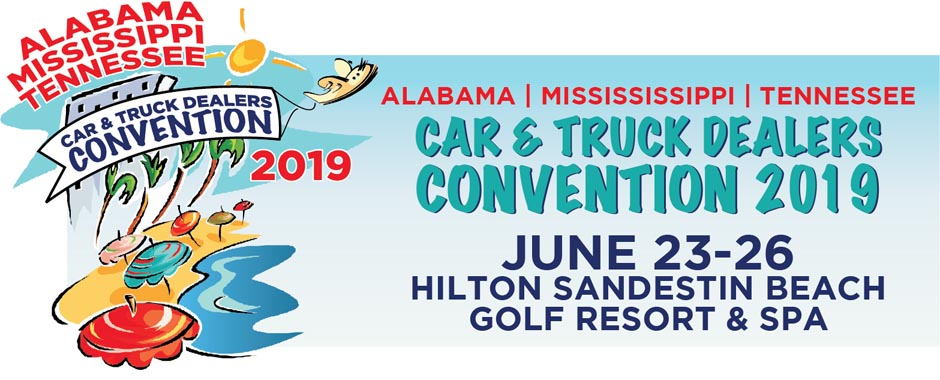 Car & Truck Dealers Convention 2019, June 23rd - 26th, 2018